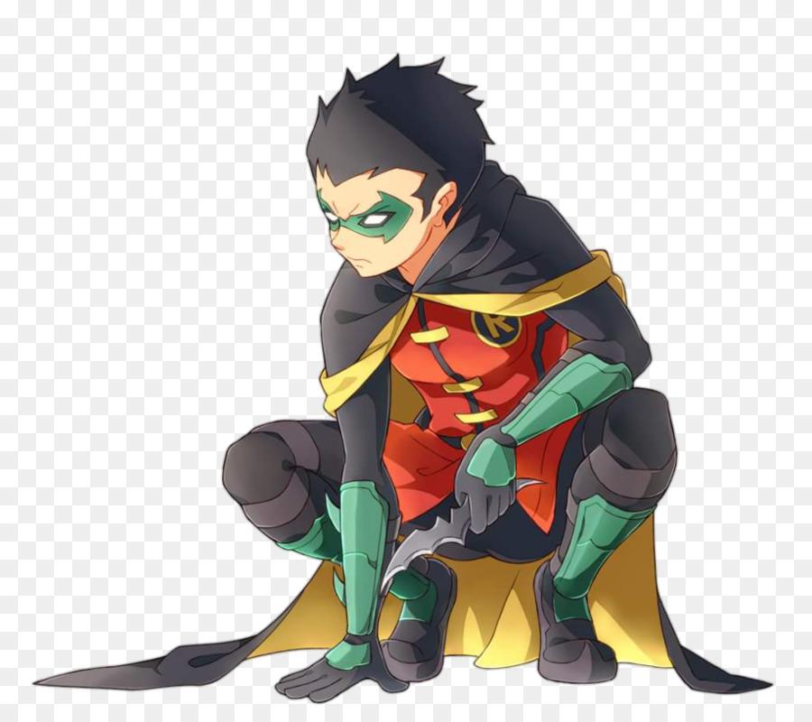 Descarga gratuita de Damian Wayne, Robin, Dick Grayson imágenes PNG