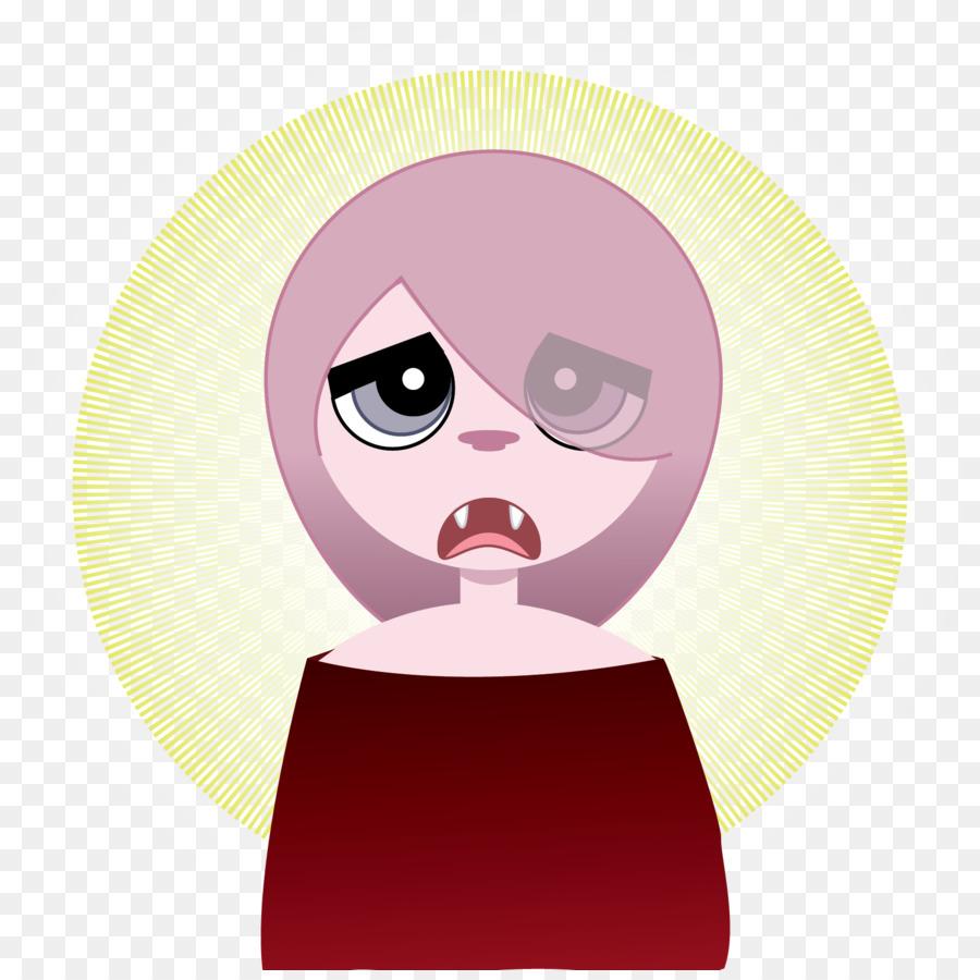Descarga gratuita de Nariz, De Dibujos Animados, Rosa M Imágen de Png