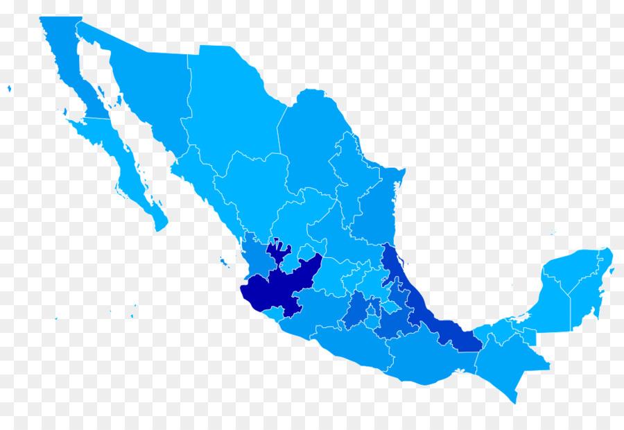 Mexico Estados Unidos Mapa Imagen Png Imagen Transparente