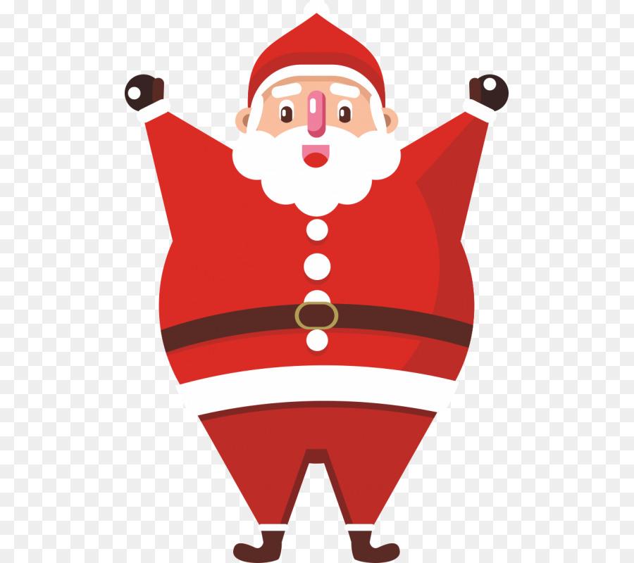 Descarga gratuita de Santa Claus, El Padre De La Navidad, La Navidad imágenes PNG