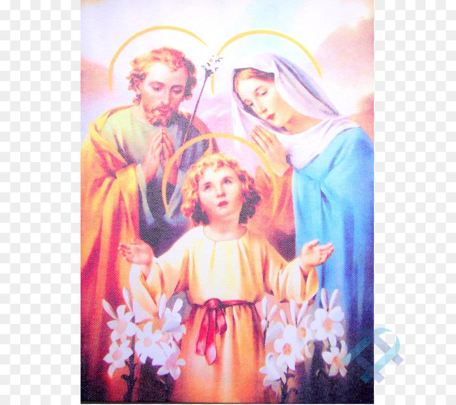 Descarga gratuita de Sagrada Familia, La Religión, La Oración imágenes PNG
