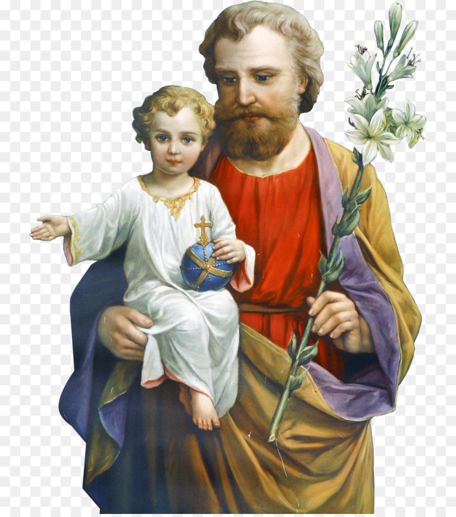 Descarga gratuita de San José, María, Cristo Rey Imágen de Png