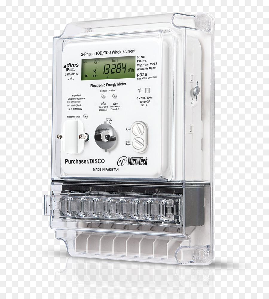 Descarga gratuita de Medidor De Electricidad, Electrónica, Trifásico De Energía Eléctrica Imágen de Png