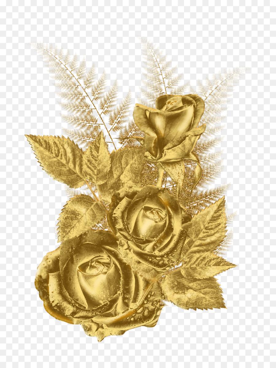 Descarga gratuita de Flor, Oro, Fondo De Escritorio imágenes PNG