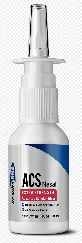 Spray nasal para los senos paranasales