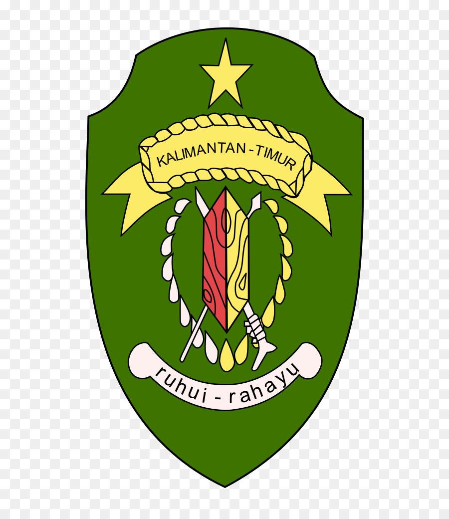 Descarga gratuita de Kalimantan Oriental, Provincias De Indonesia, Símbolo Imágen de Png