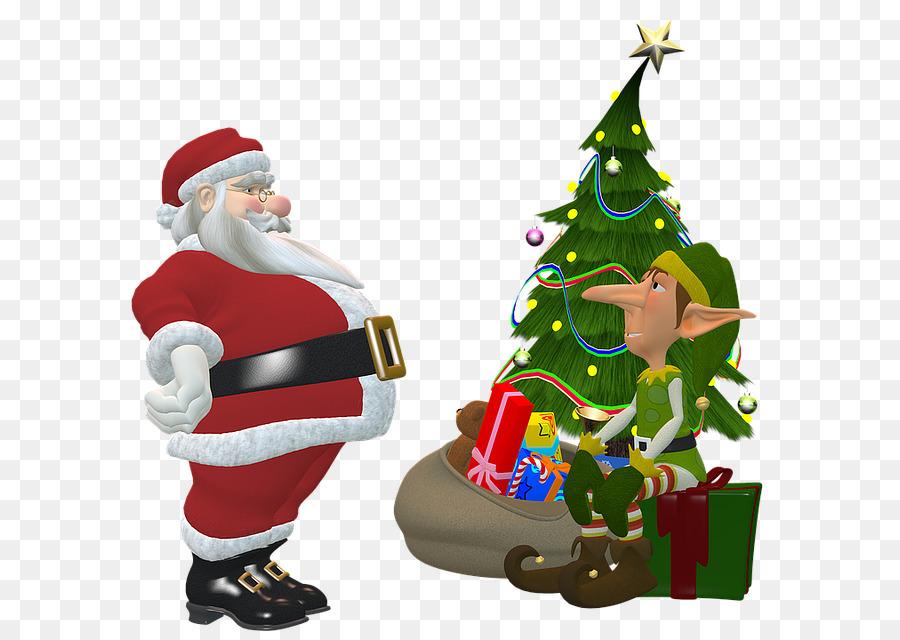 Descarga gratuita de Santa Claus, La Señora Claus, Elf On The Shelf Imágen de Png