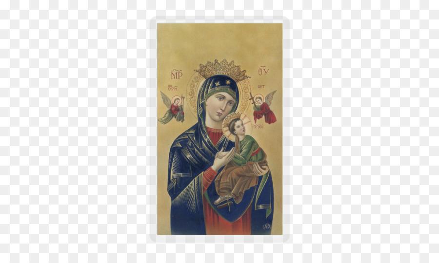 Descarga gratuita de Nuestra Señora Del Perpetuo Socorro, Nuestro, Santo Tarjeta Imágen de Png