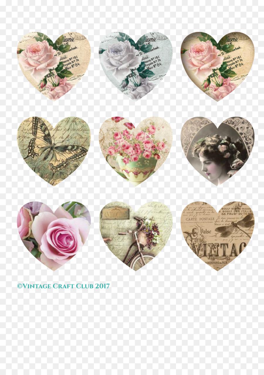 Descarga gratuita de Corazón, El Día De San Valentín, Antigüedades imágenes PNG