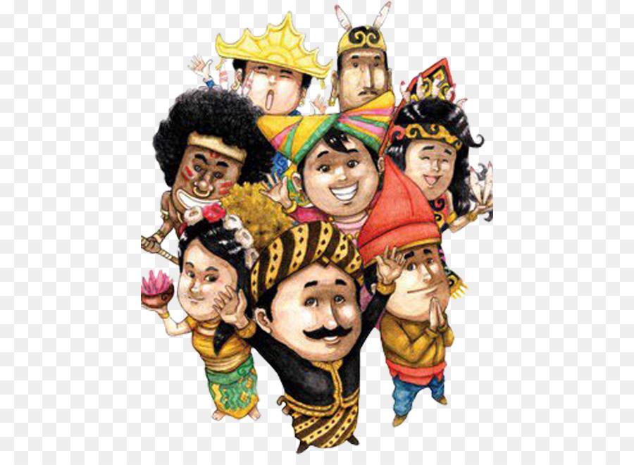 Descarga gratuita de Bhinneka Tunggal Ika, El Emblema Nacional De Indonesia, Indonesia Museo Imágen de Png