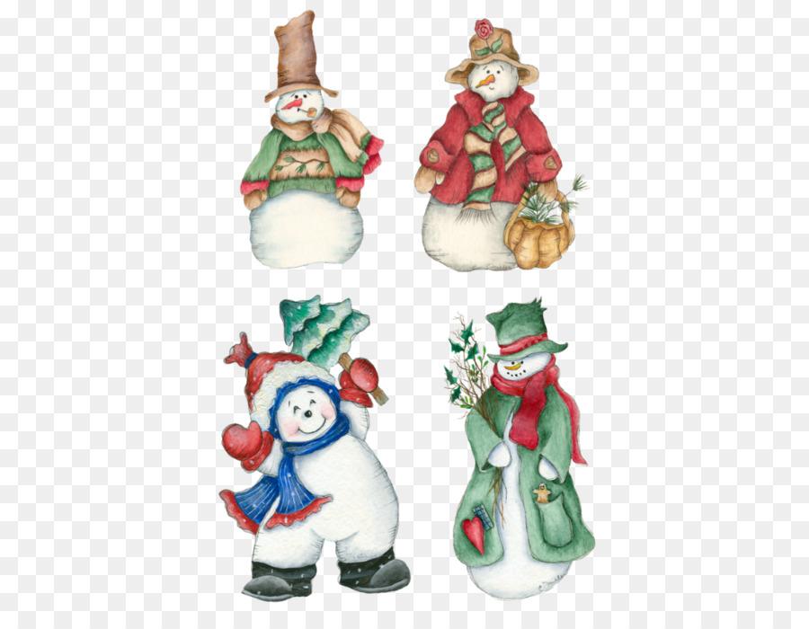Descarga gratuita de Adorno De Navidad, Muñeco De Nieve, La Navidad imágenes PNG