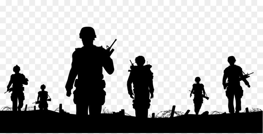 Descarga gratuita de Soldado, Royaltyfree, Silueta Imágen de Png