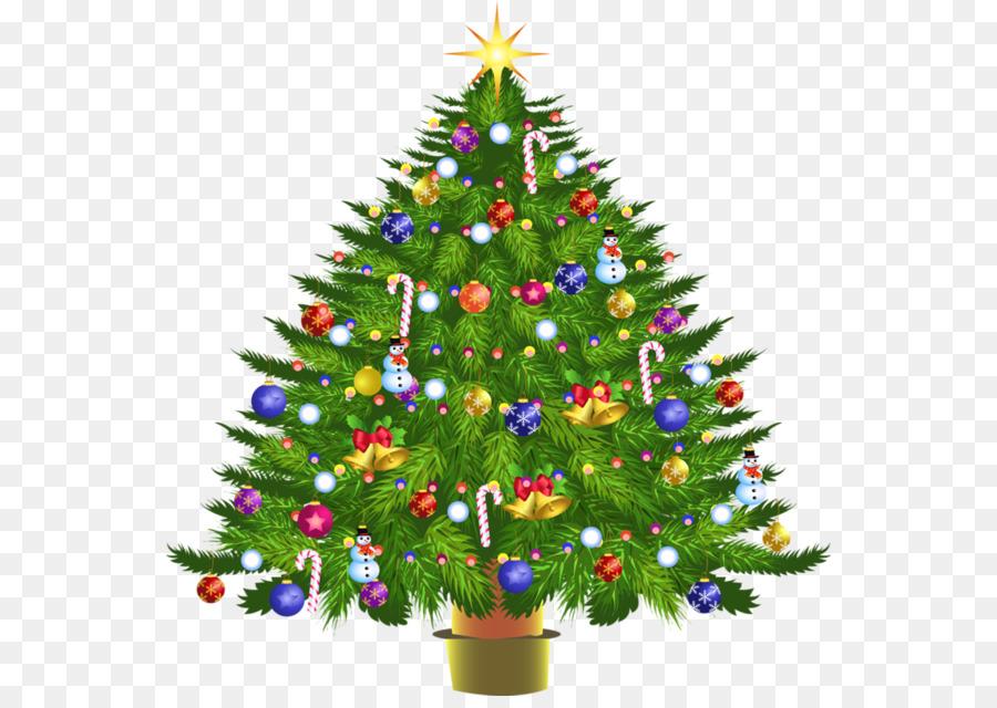 Descarga gratuita de árbol De Navidad, La Navidad, Decoración De La Navidad imágenes PNG