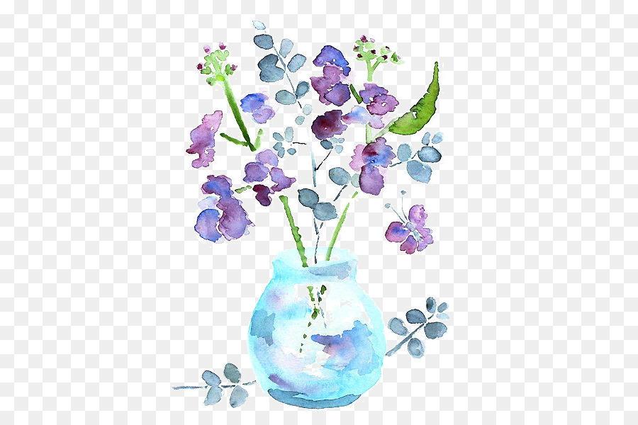 Descarga gratuita de Diseño Floral, Acuarela De Flores, Pintura A La Acuarela Imágen de Png