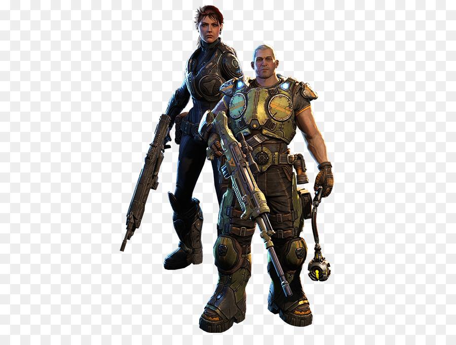 Descarga gratuita de Gears Of War Judgment, Gears Of War 4, Gears Of War 3 imágenes PNG