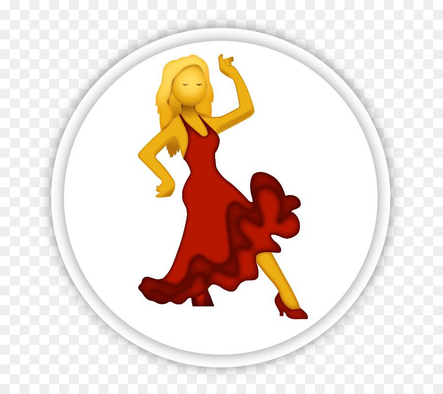 Descarga gratuita de Emoji, La Danza, El Baile De Emoji imágenes PNG