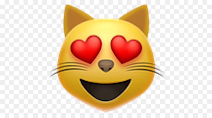 Descarga gratuita de Emoji, Corazón, Sonrisa Imágen de Png