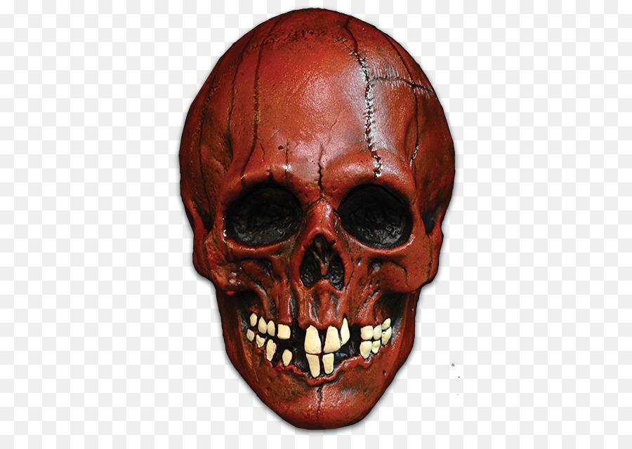 Descarga gratuita de Máscara, Cráneo, El Cráneo Rojo Imágen de Png