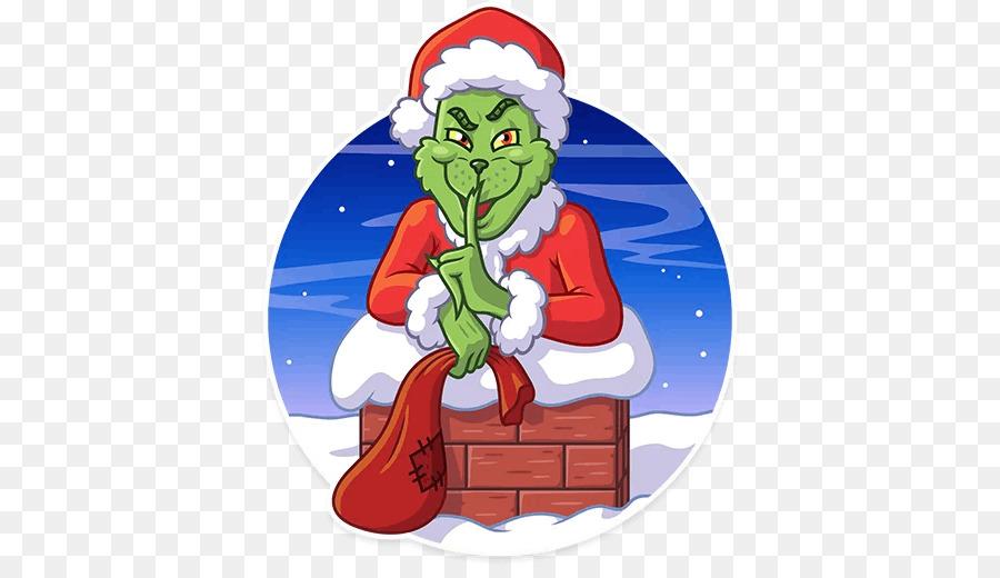 Descarga gratuita de árbol De Navidad, Grinch, Santa Claus imágenes PNG