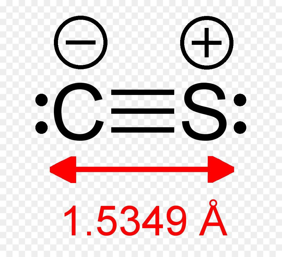 De Carbono Monosulfide La Estructura De Lewis El Monóxido