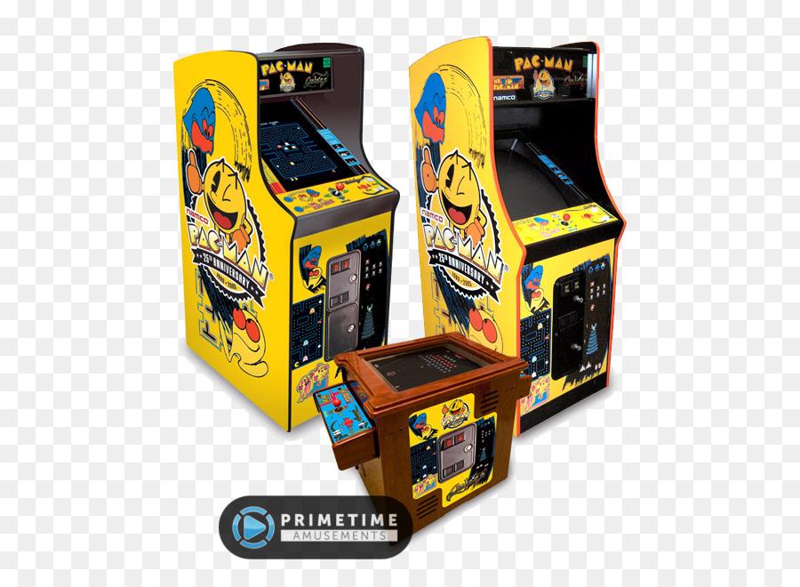 Descarga gratuita de Ms Pacman, Pacman, Galaga imágenes PNG
