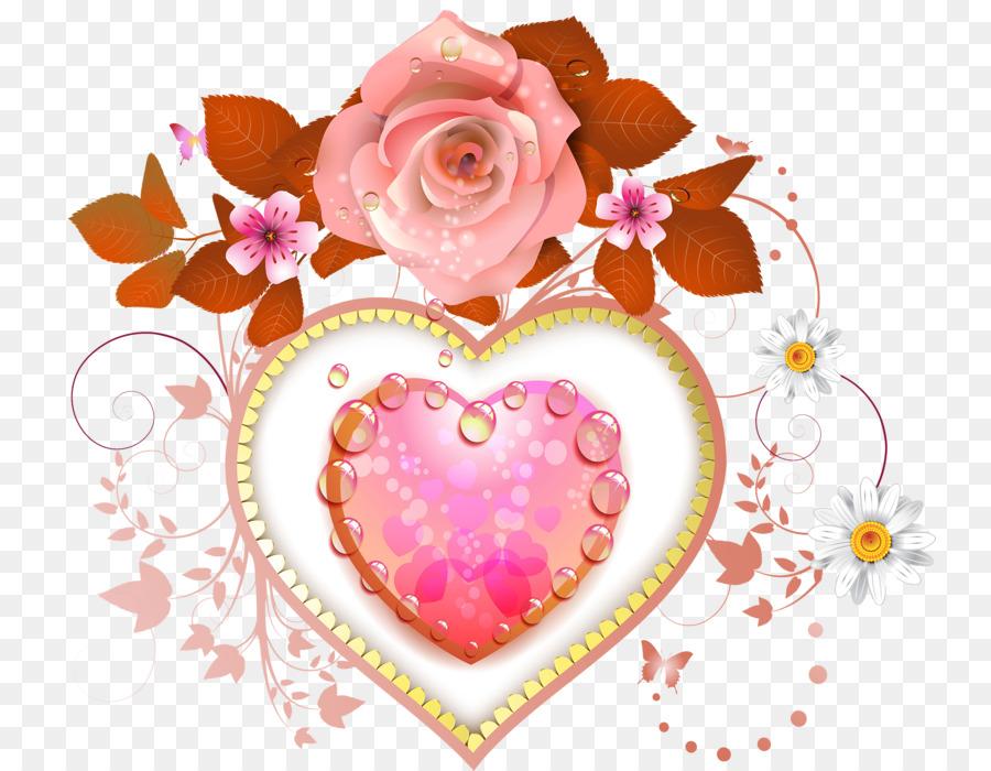 Descarga gratuita de El Día De San Valentín, Flor, Vacaciones imágenes PNG
