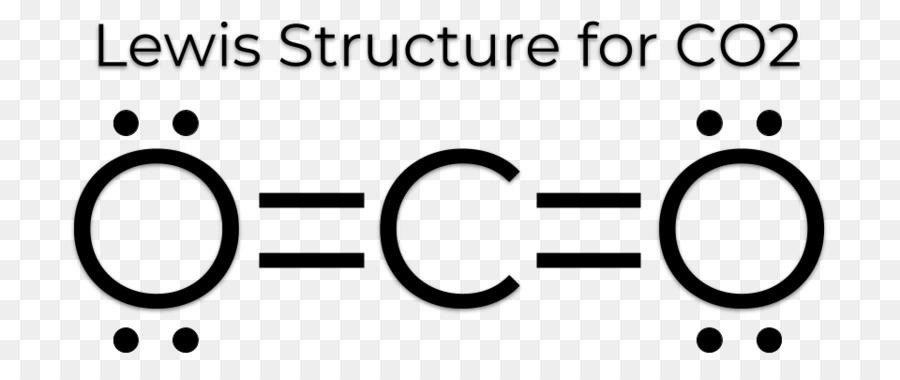 La Estructura De Lewis El Dióxido De Carbono Resonancia