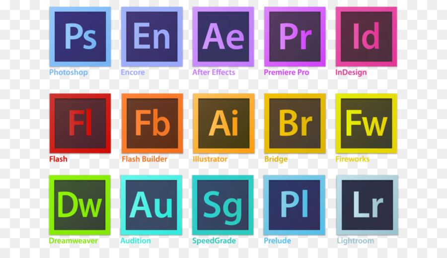 Descarga gratuita de Adobe Creative Cloud, Adobe Creative Suite, Adobe Indesign Imágen de Png