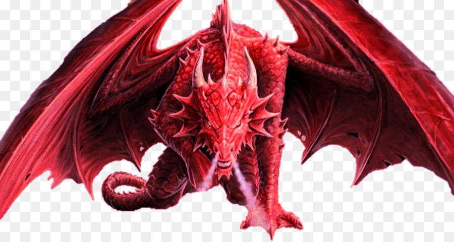 Descarga gratuita de Dragón Rojo, Smaug, Gran Dragón Rojo Pinturas Imágen de Png