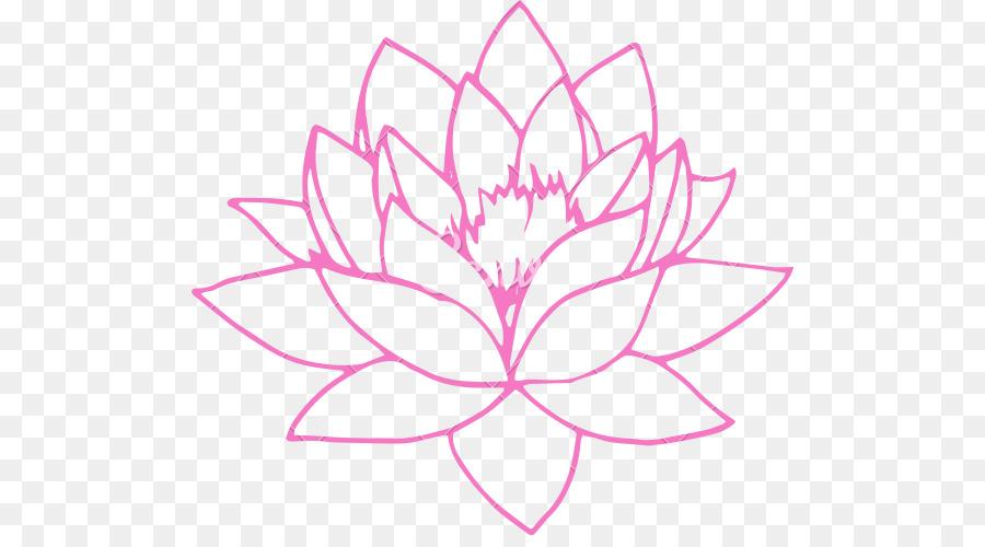 Iconos De Equipo De Diseño Floral Clip Art Flor De Loto