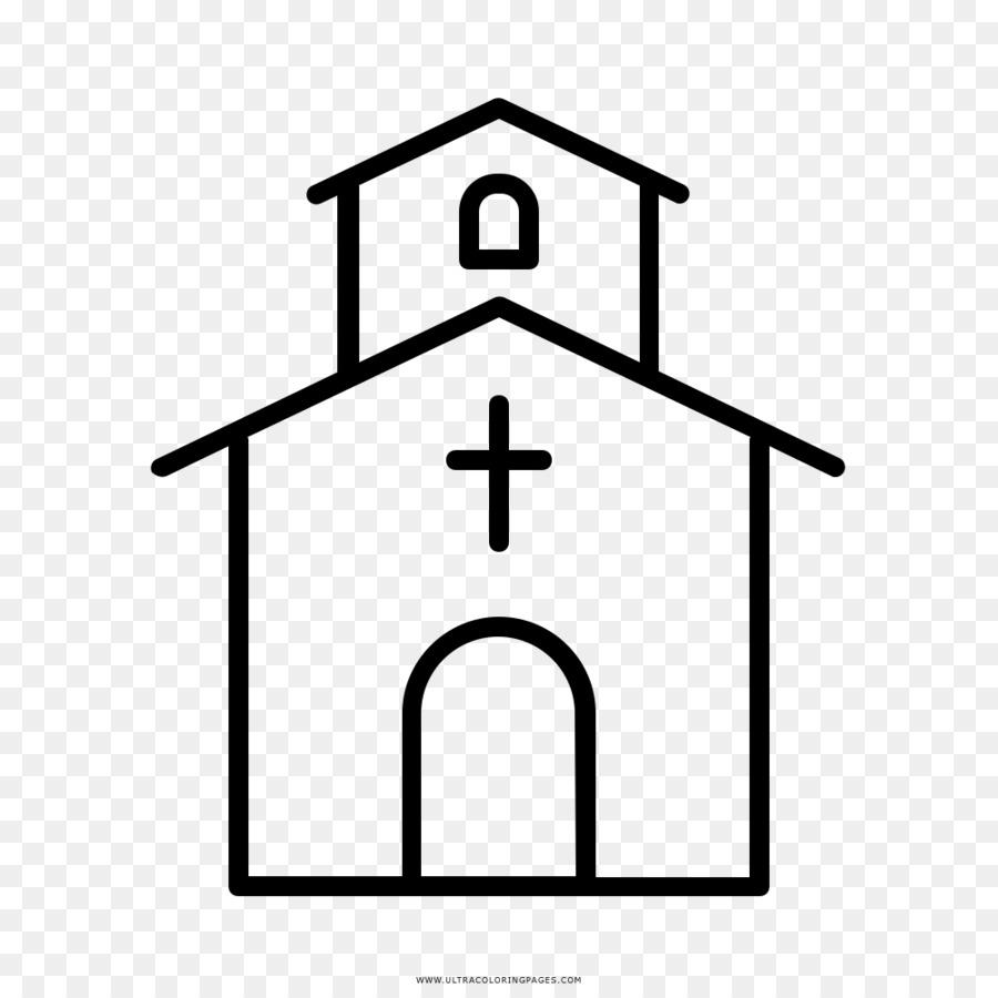 Iglesia Cristiana Dibujo La Iglesia Imagen Png Imagen