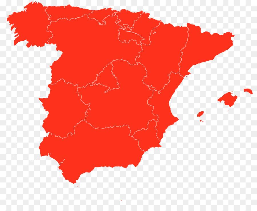 Espana Mapa Provincias De Espana Imagen Png Imagen
