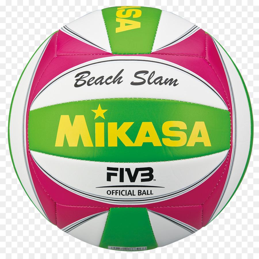 Descarga gratuita de Voleibol, Mikasa Deportes, Voleibol De Playa Imágen de Png