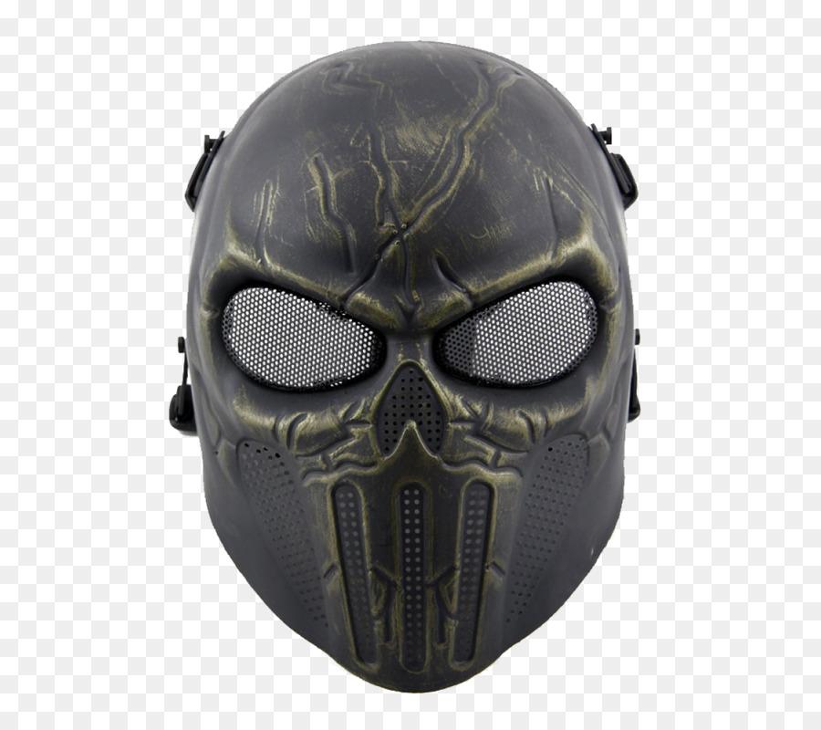 Descarga gratuita de Máscara, Cráneo, Paintball Imágen de Png