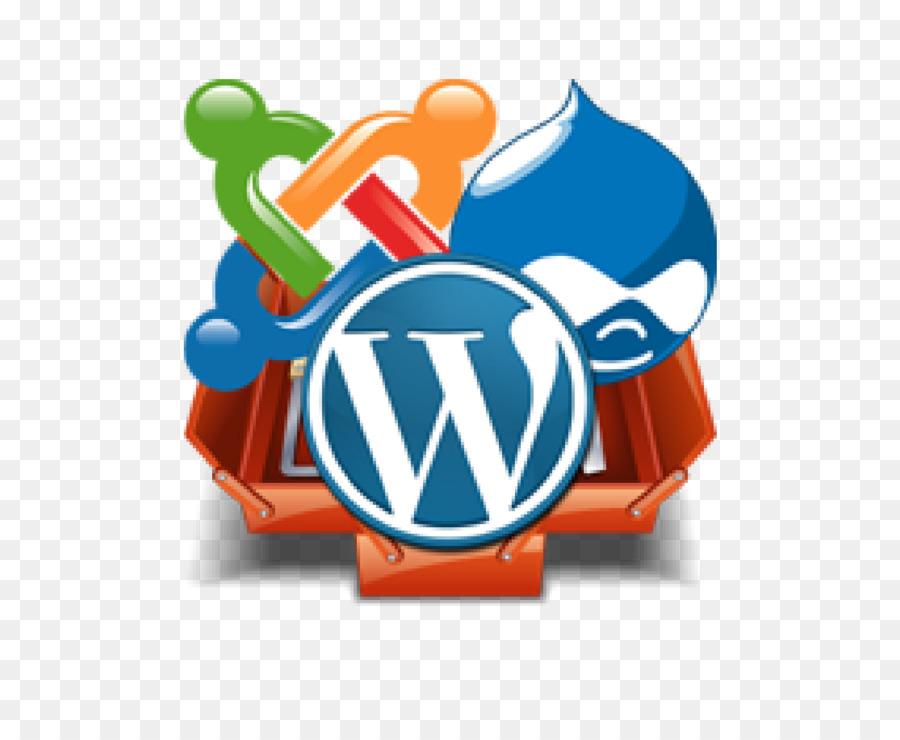 Descarga gratuita de Desarrollo Web, Wordpress, Sistema De Gestión De Contenidos imágenes PNG