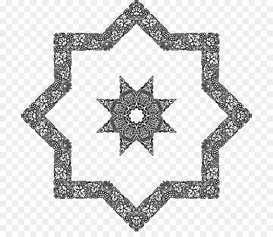 Descarga gratuita de Islámica Patrones Geométricos, El Islam, Los Símbolos Del Islam imágenes PNG