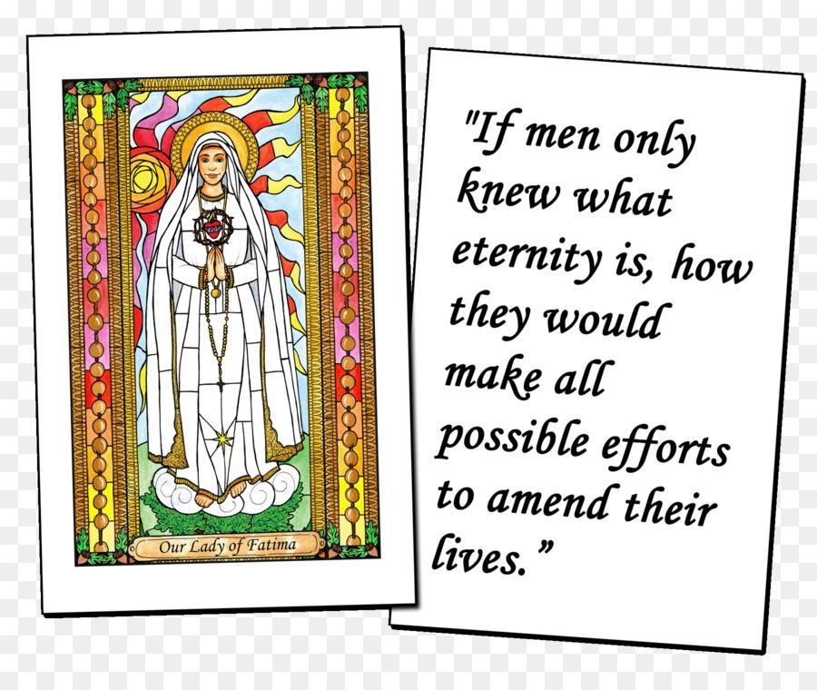 Descarga gratuita de Nuestra Señora De Fátima, Fátima, De Dibujos Animados Imágen de Png