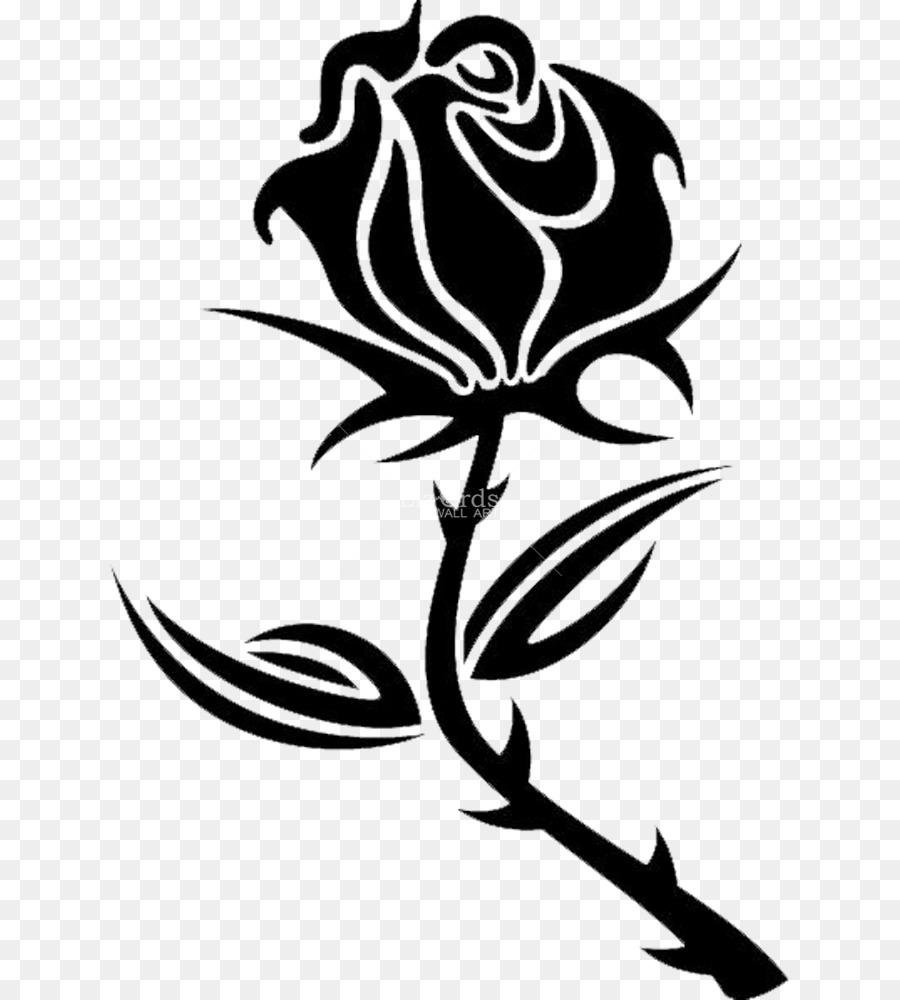 Black Rose Rosa Dibujo Imagen Png Imagen Transparente Descarga