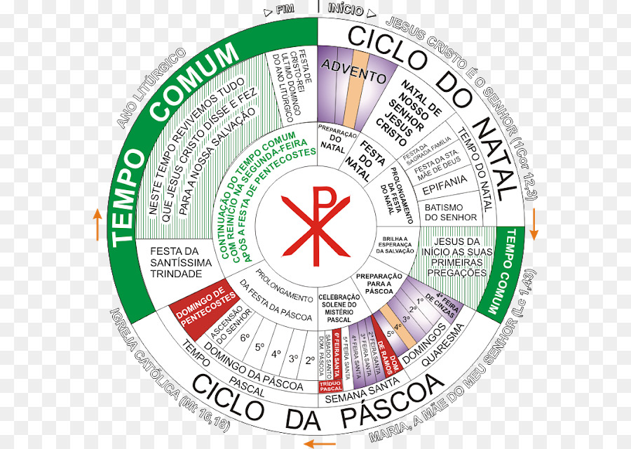 Calendario Liturgico 2020 2020.Calendario Liturgico