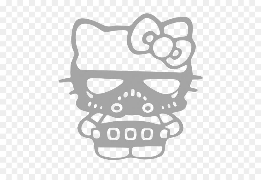 Descarga gratuita de Hello Kitty, Calcomanía, Sanrio Imágen de Png