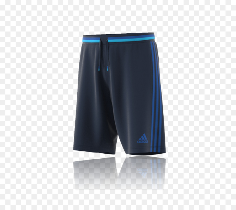 Pantalones cortos de gimnasia azul adidas, adidas PNG