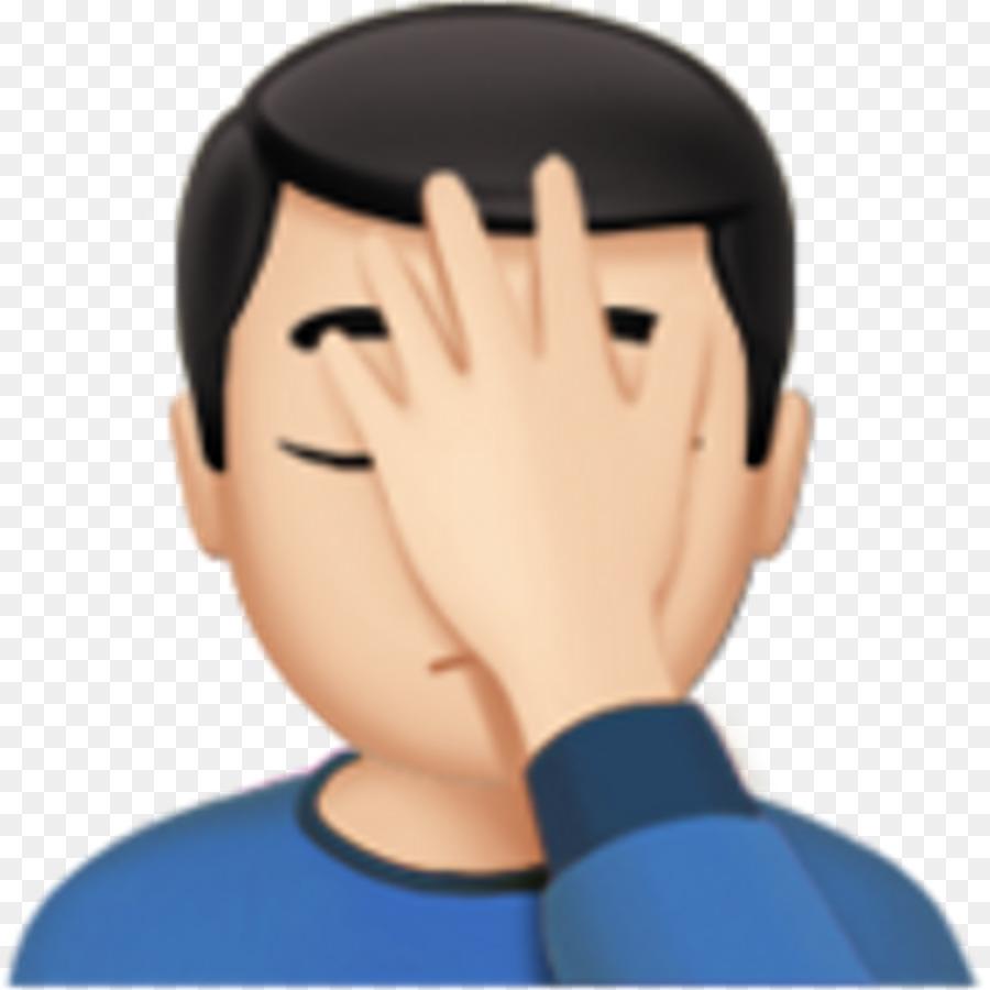 Descarga gratuita de Emoji, Facepalm, Estados Unidos imágenes PNG