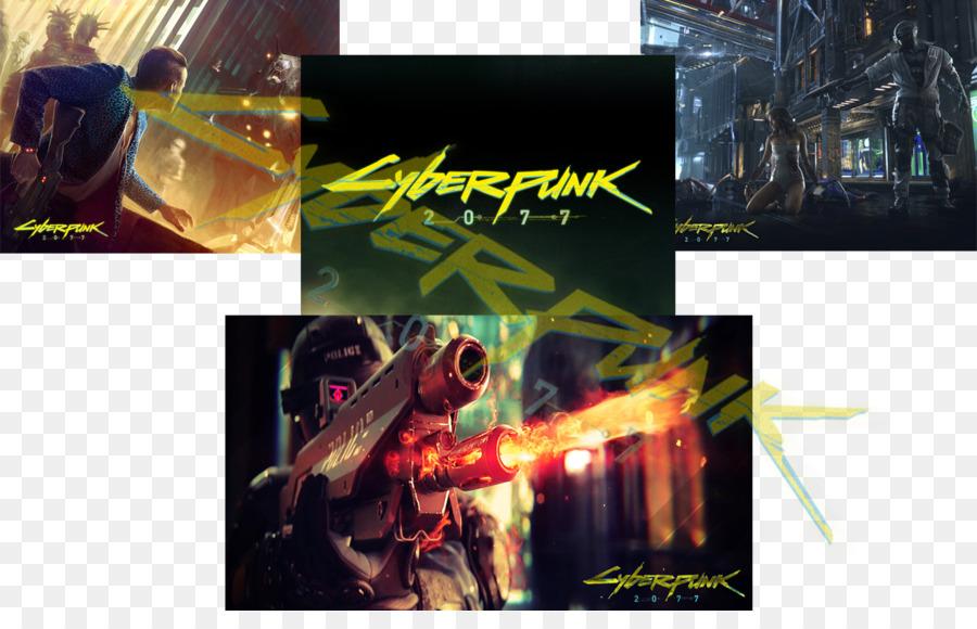 Descarga gratuita de Cyberpunk 2077, Electronic Entertainment Expo 2016, Varsovia Imágen de Png