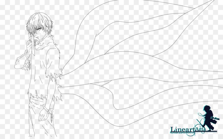 Tokyo Ghoul Dibujos Para Colorear: Arte De Línea, Dibujo, Tokyo Ghoul Imagen Png
