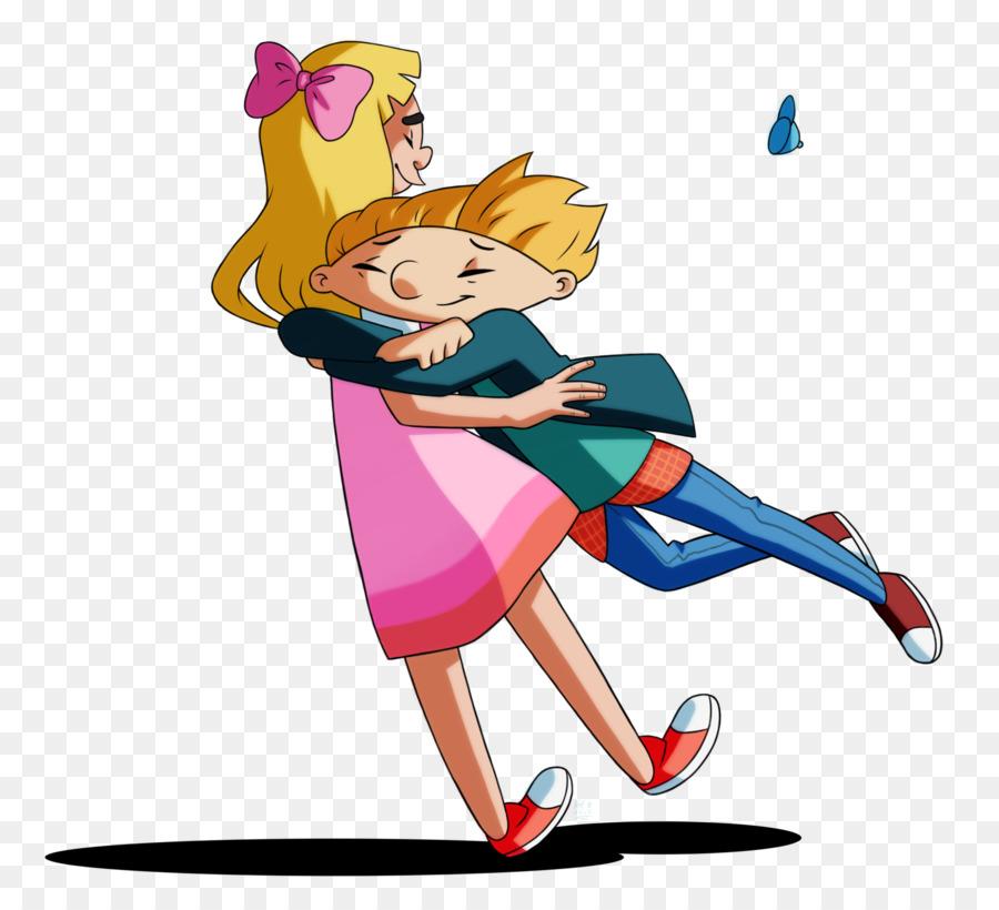 Descarga gratuita de Helga G Pataki, Deviantart, Nickelodeon imágenes PNG