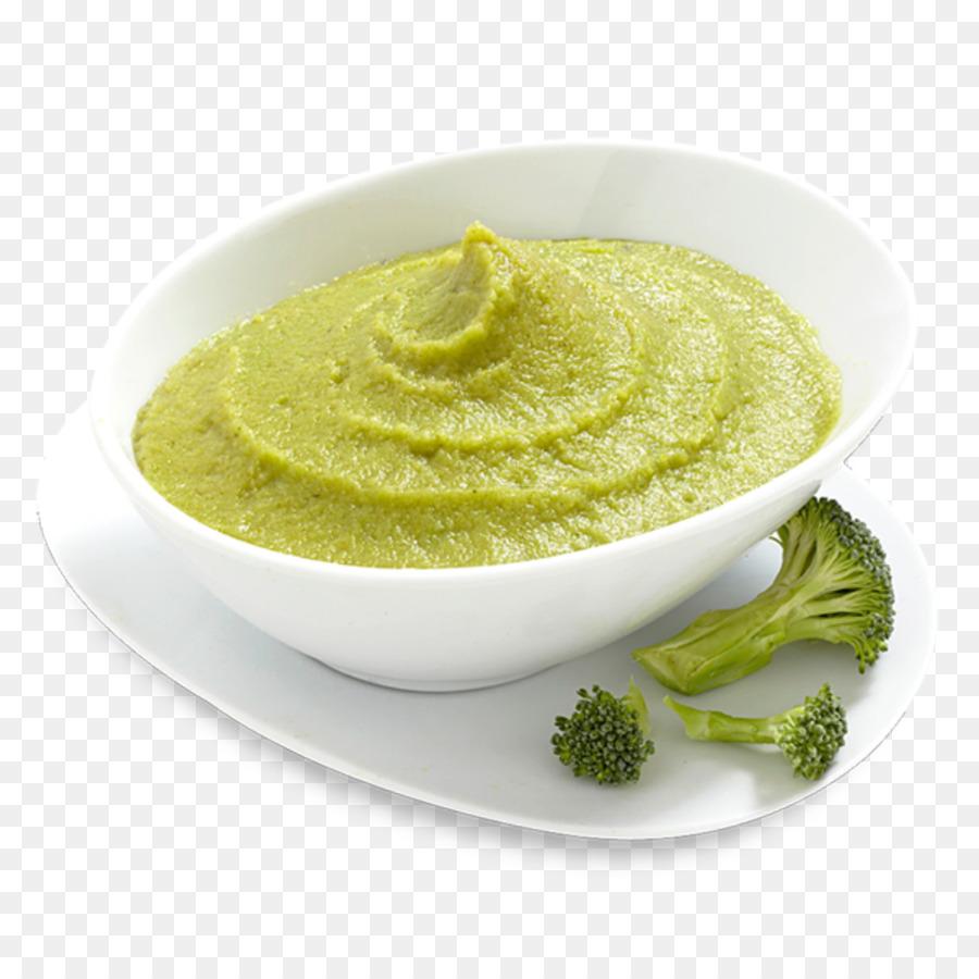 Descarga gratuita de Hummus, Salsa Verde, Brócoli imágenes PNG