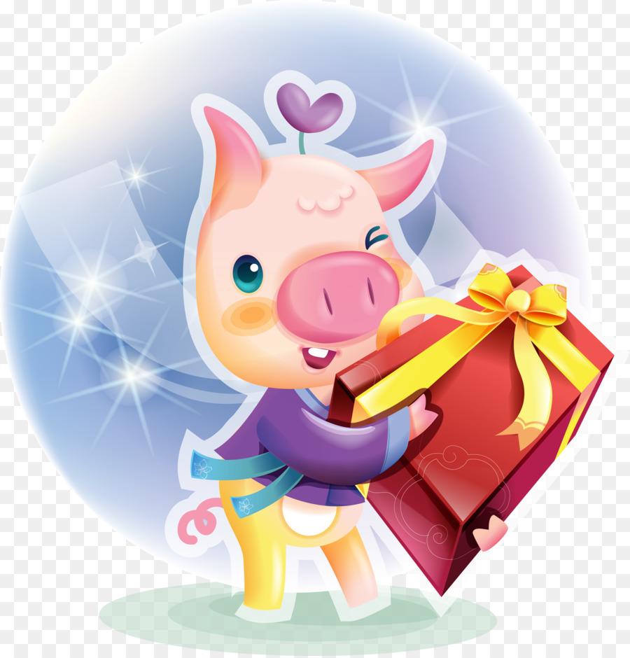 Descarga gratuita de Cerdo Doméstico, Cerdo, Chino imágenes PNG