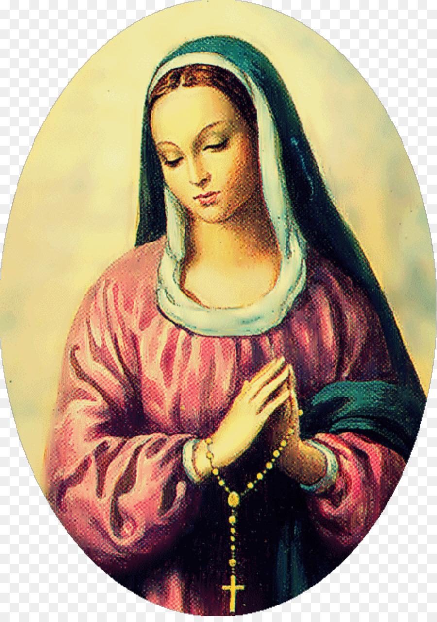 Descarga gratuita de María, La Religión, Rezar El Rosario Imágen de Png