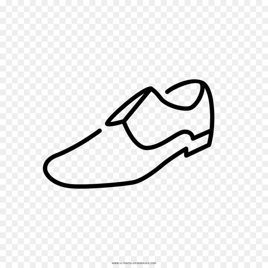 Libro Para Colorear Dibujo Zapato Imagen Png Imagen
