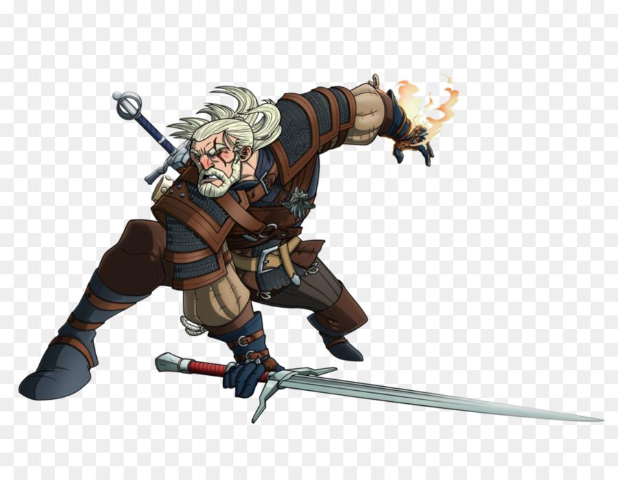 Descarga gratuita de The Witcher, Geralt De Rivia, The Witcher 3 Wild Hunt Imágen de Png